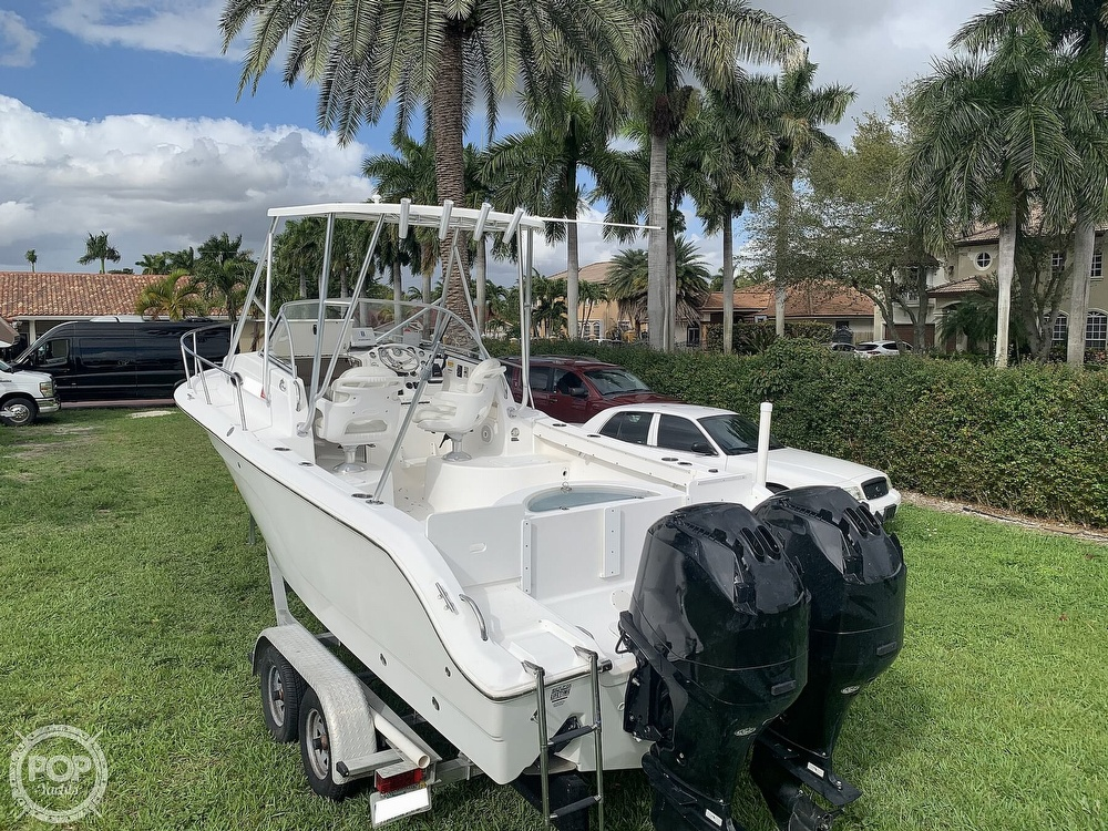 2008 Sea Fox boat for sale, model of the boat is 236 WA & Image # 19 of 40