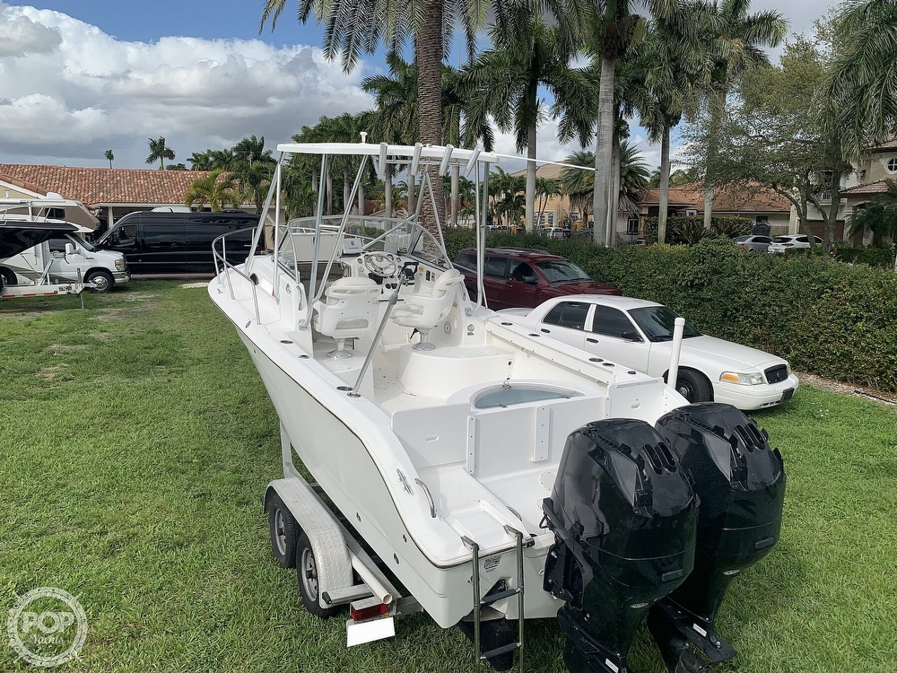2008 Sea Fox boat for sale, model of the boat is 236 WA & Image # 20 of 40