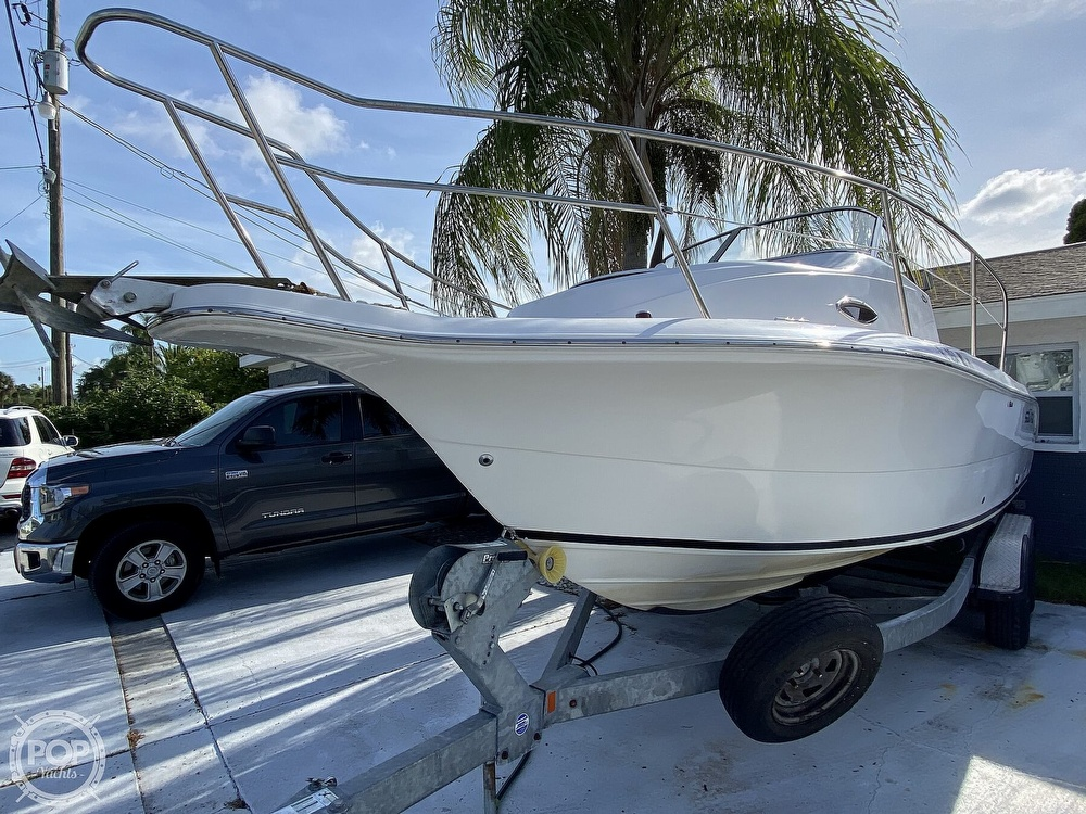 2004 Sea Fox boat for sale, model of the boat is 230WA & Image # 4 of 40