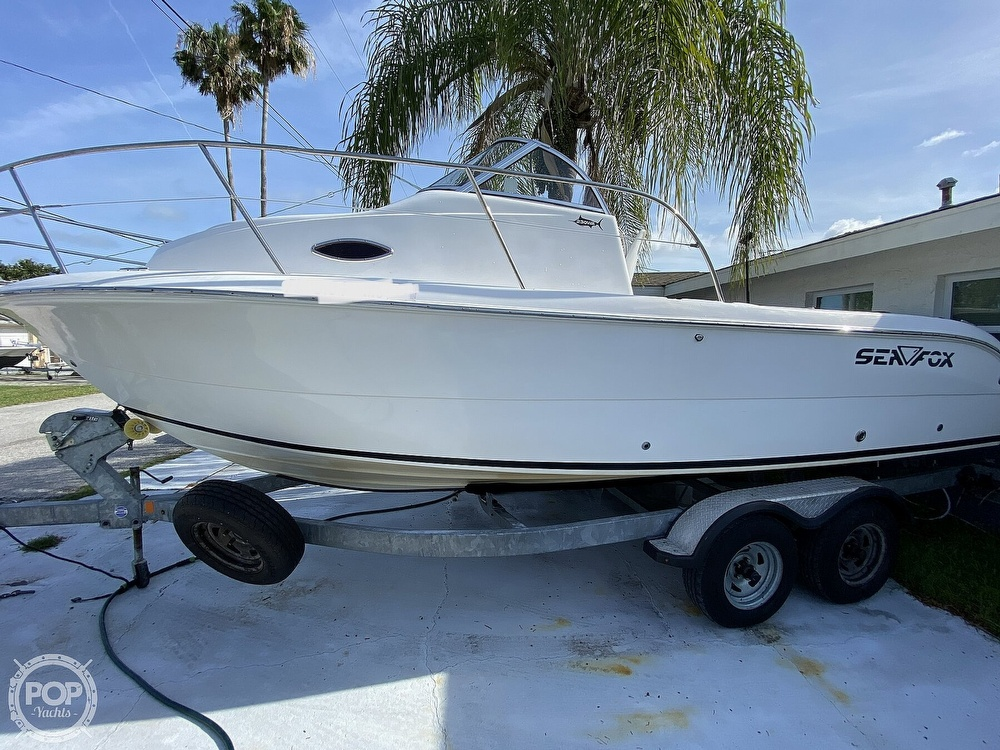 2004 Sea Fox boat for sale, model of the boat is 230WA & Image # 2 of 40