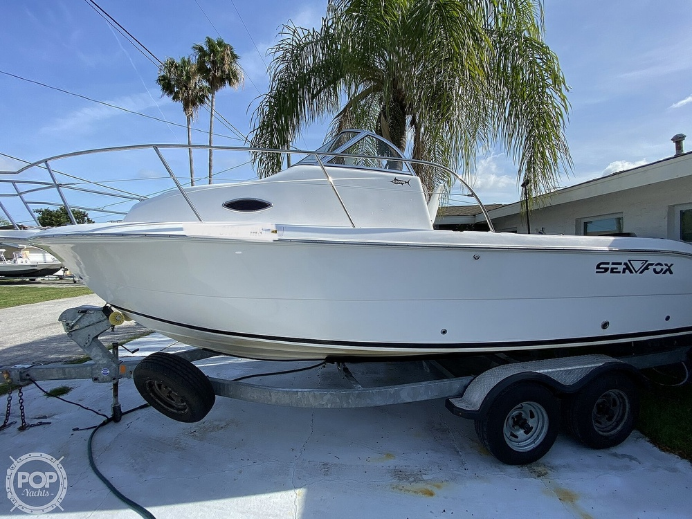 2004 Sea Fox boat for sale, model of the boat is 230WA & Image # 3 of 40