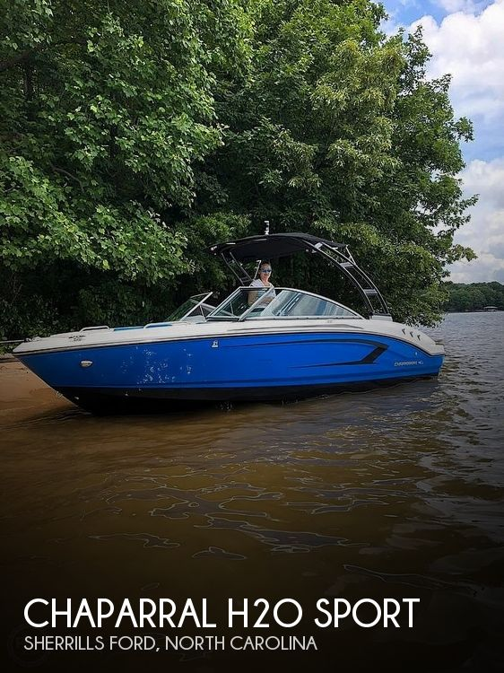 Used Chaparral Boats For Sale in North Carolina by owner | 2018 Chaparral H2O Sport