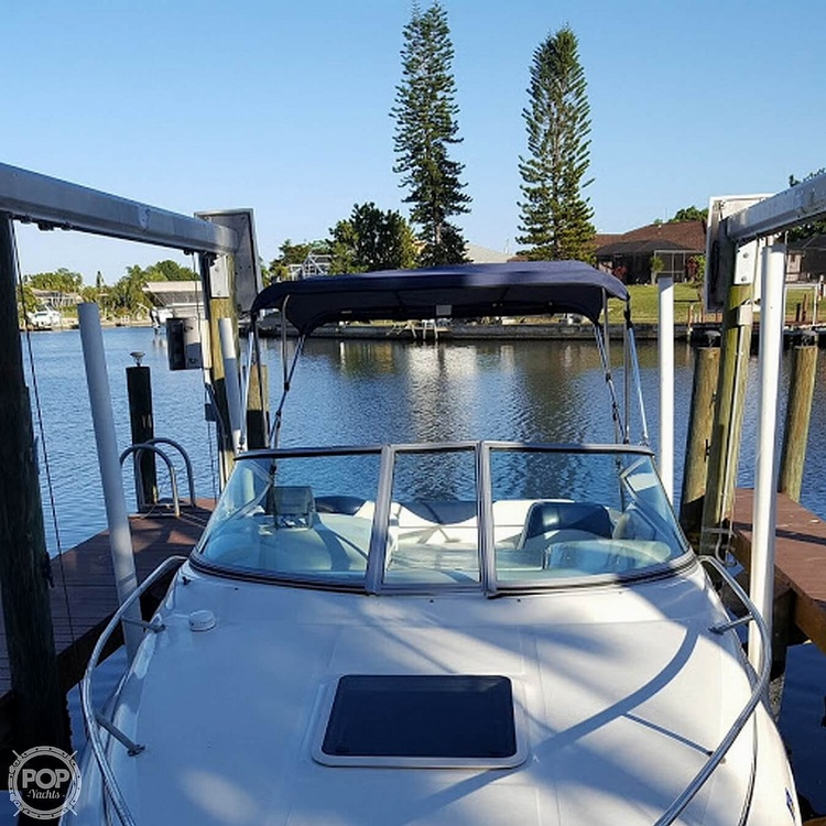 Bow View - Nice Bimini