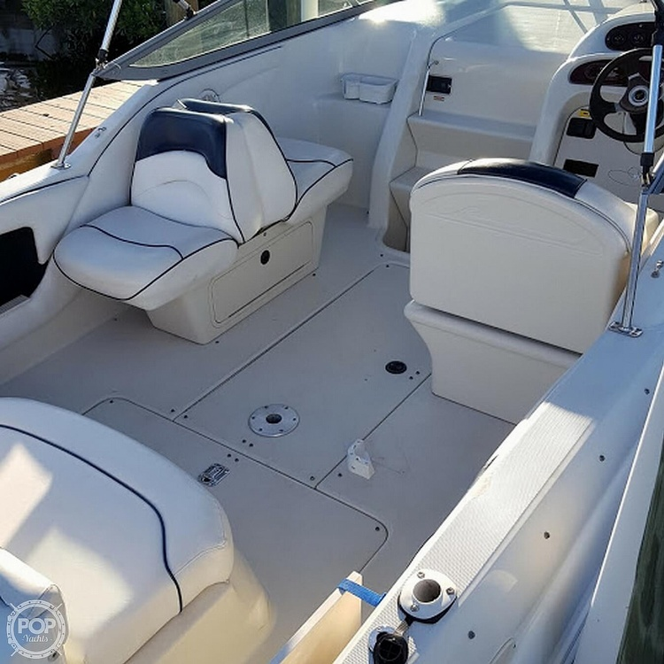 2001 Sea Ray boat for sale, model of the boat is 245 Weekender & Image # 5 of 41