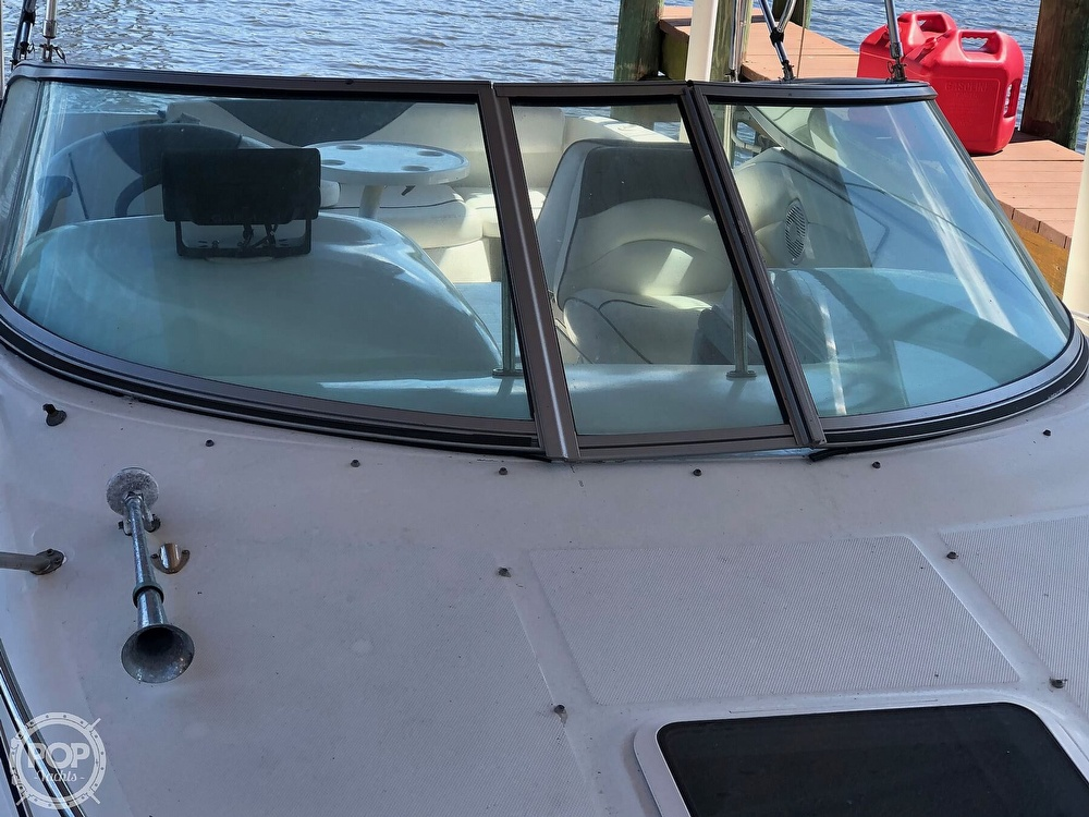 2001 Sea Ray boat for sale, model of the boat is 245 Weekender & Image # 16 of 41