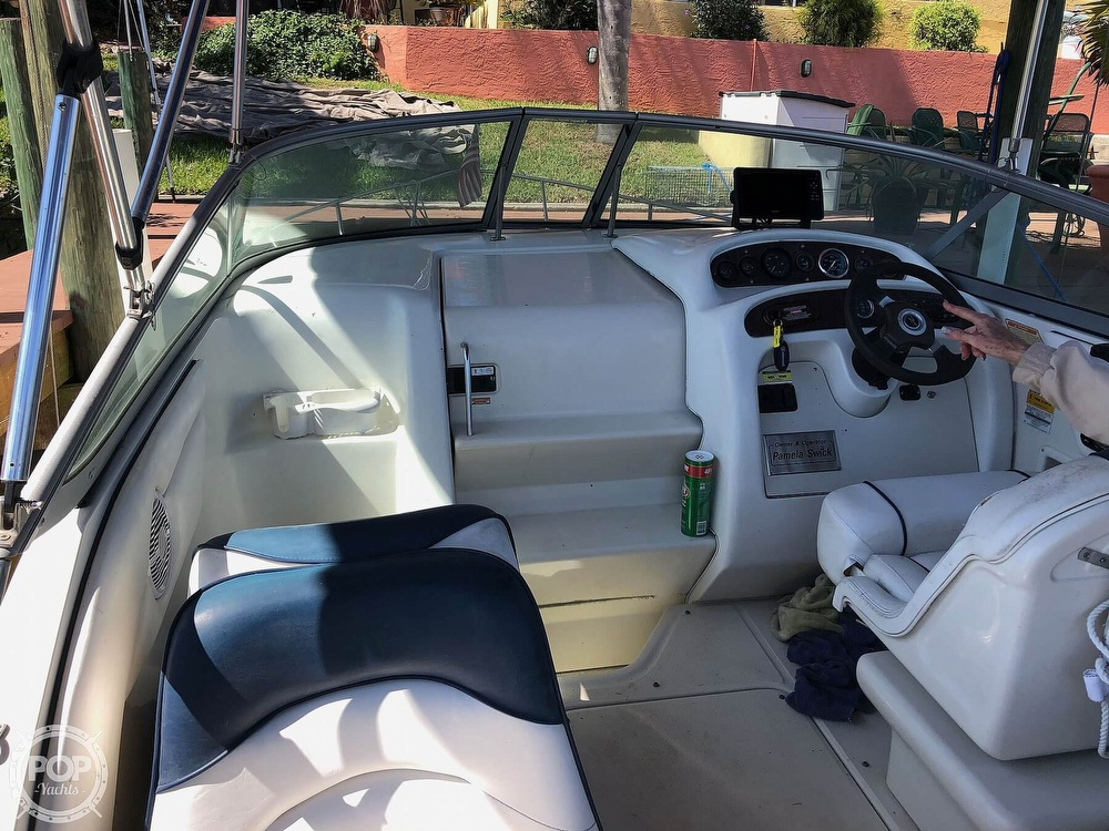 2001 Sea Ray boat for sale, model of the boat is 245 Weekender & Image # 6 of 41