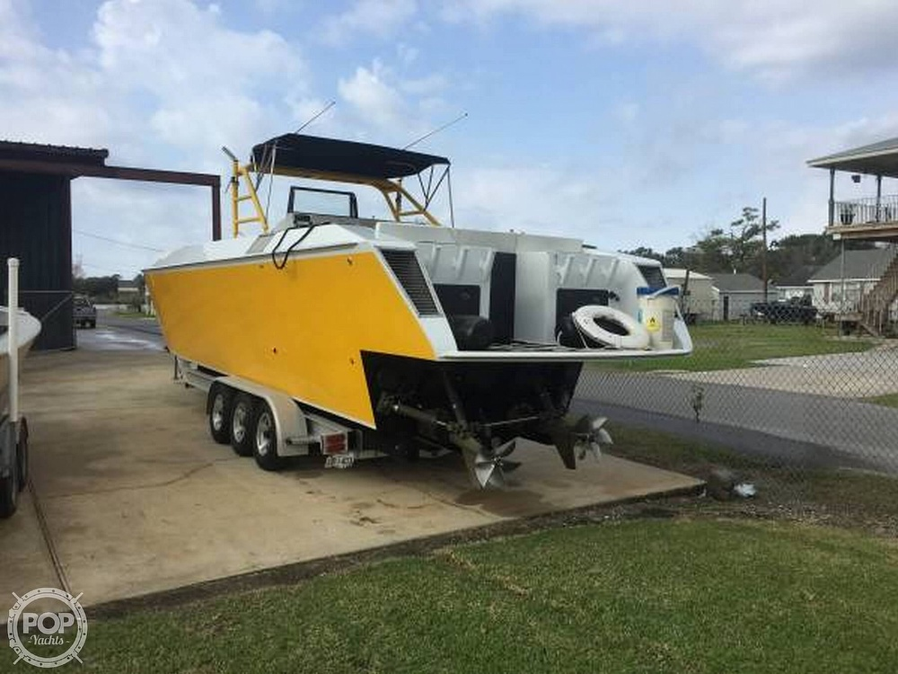 2003 Team Persuasion boat for sale, model of the boat is 45CCF & Image # 16 of 40