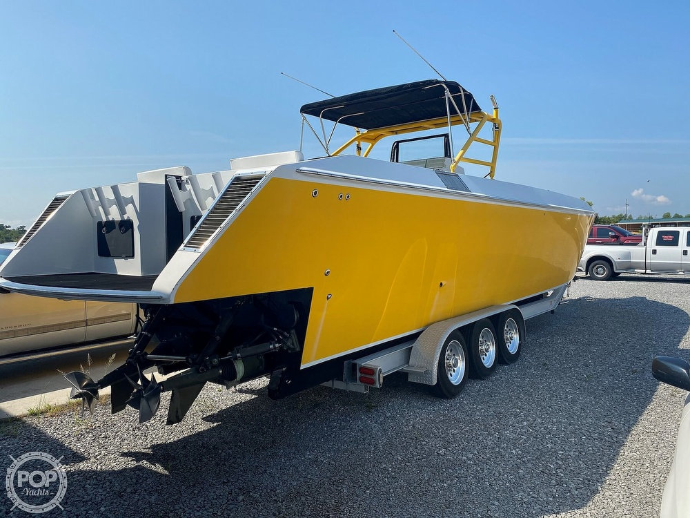 2003 Team Persuasion boat for sale, model of the boat is 45CCF & Image # 9 of 40