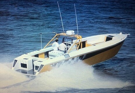 2003 Team Persuasion boat for sale, model of the boat is 45CCF & Image # 3 of 40