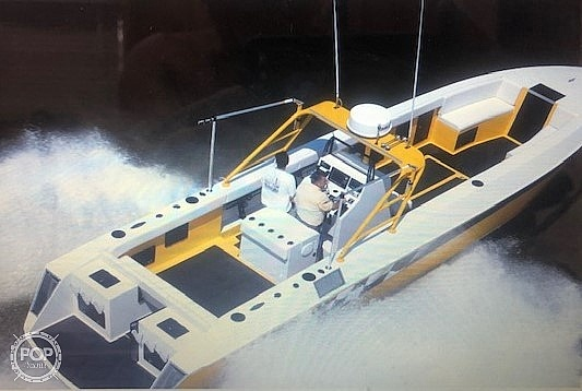 2003 Team Persuasion boat for sale, model of the boat is 45CCF & Image # 6 of 40
