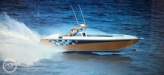 2003 Team Persuasion boat for sale, model of the boat is 45CCF & Image # 8 of 40