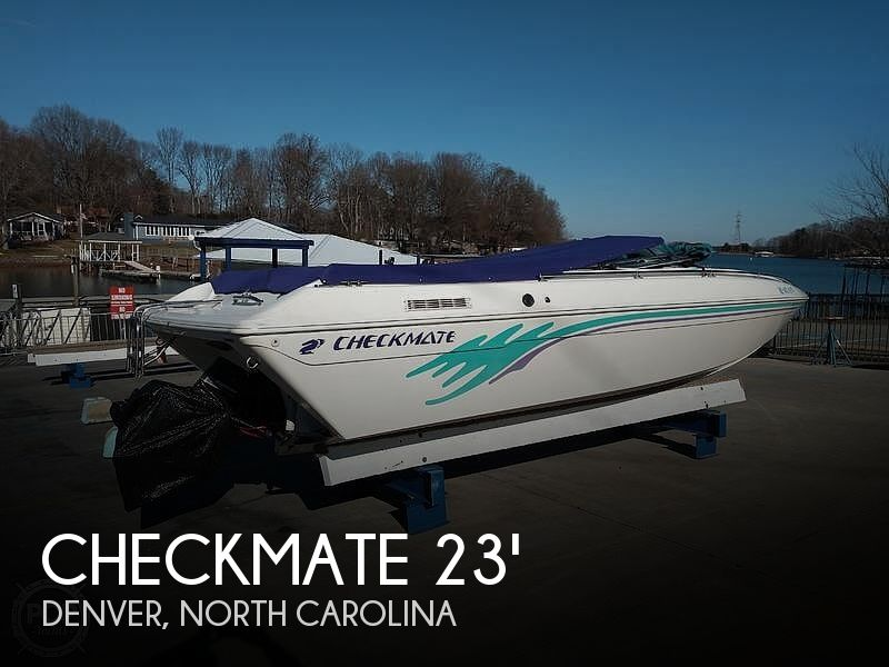 Used Checkmate Boats For Sale by owner | 1996 Checkmate Persuader 235