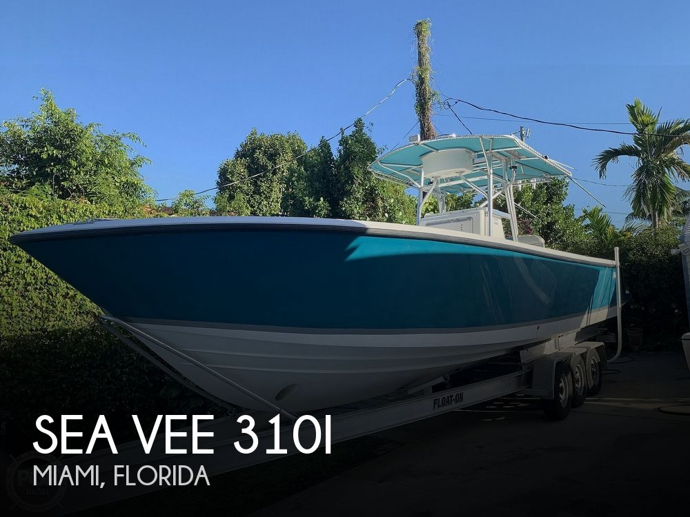 Used Sea Vee Boats For Sale by owner | 2003 Sea Vee 310