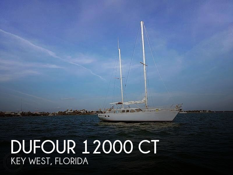 Used Dufour Boats For Sale by owner | 1982 Dufour 45