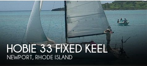 Used Sailboats For Sale by owner | 1984 Hobie 33 Fixed Keel