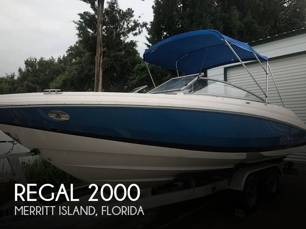 Used Regal 2000 Boats For Sale by owner | 2006 Regal 2000
