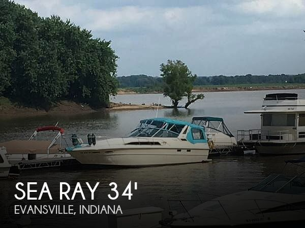 Used Sea Ray 340 Sundancer Boats For Sale by owner | 1987 Sea Ray 340 Sundancer