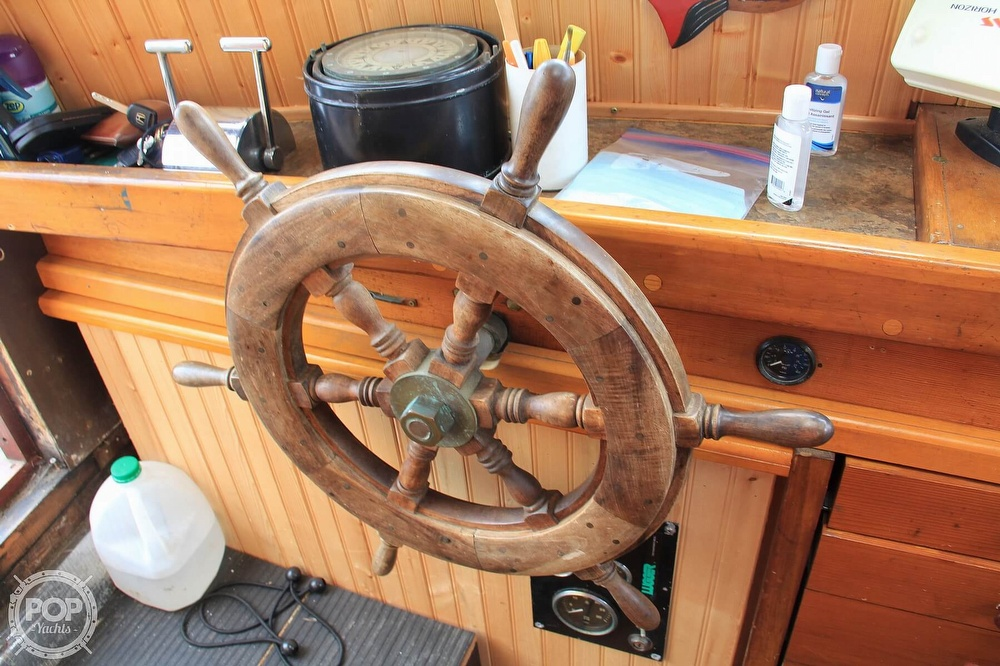 1976 Custom boat for sale, model of the boat is 52' & Image # 40 of 40