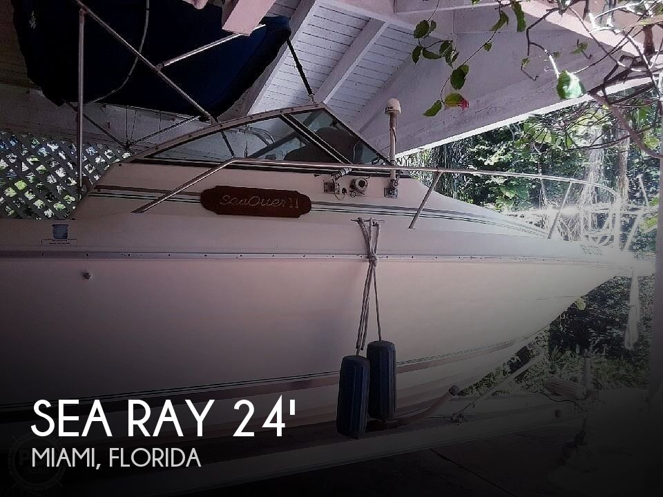 Used Sea Ray Laguna Boats For Sale by owner | 1990 Sea Ray 23 Laguna