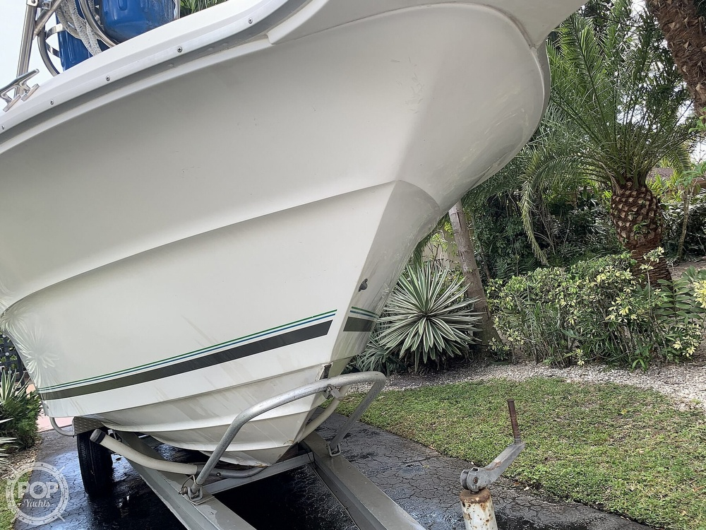 1990 Sea Ray boat for sale, model of the boat is Laguna 24 Flush Deck Cuddy & Image # 16 of 40