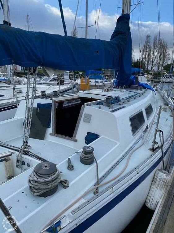 1971 CAL boat for sale, model of the boat is 33 & Image # 4 of 18