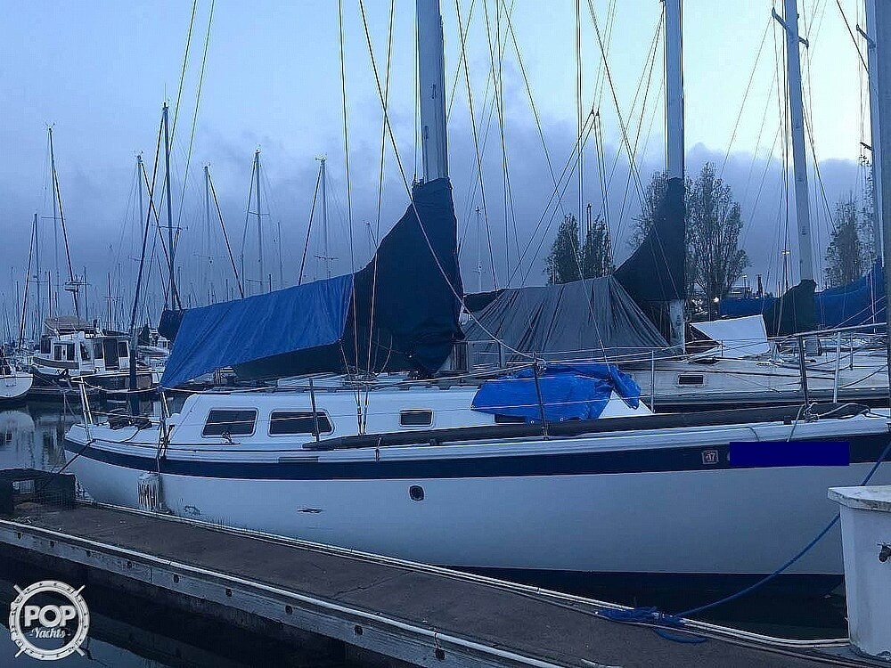 1971 CAL boat for sale, model of the boat is 33 & Image # 14 of 18