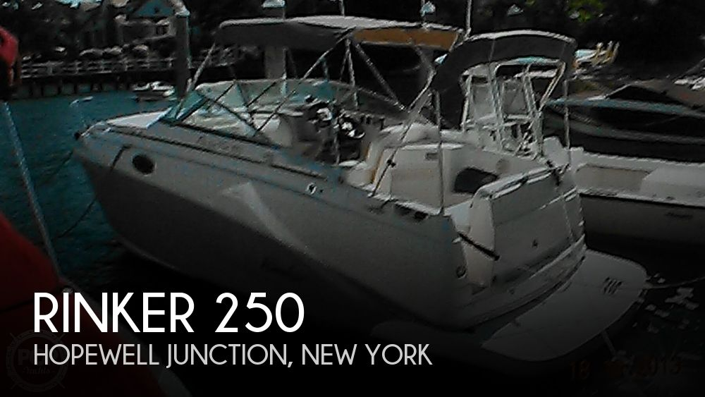 Used Rinker Boats For Sale in New York by owner | 2005 Rinker 250