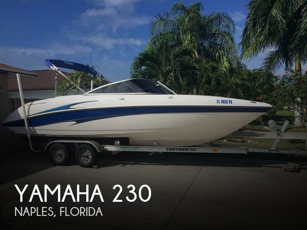 Used Yamaha Boats For Sale in Cape Coral, Florida by owner | 2004 Yamaha 230