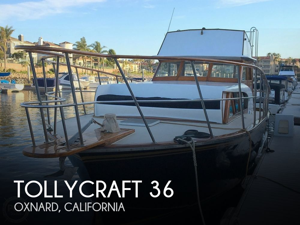 Used Tollycraft Boats For Sale by owner | 1960 Tollycraft 40