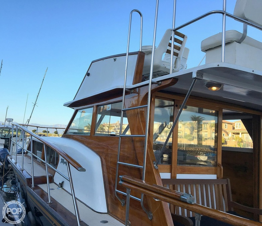 1960 Tollycraft boat for sale, model of the boat is 36 & Image # 3 of 40