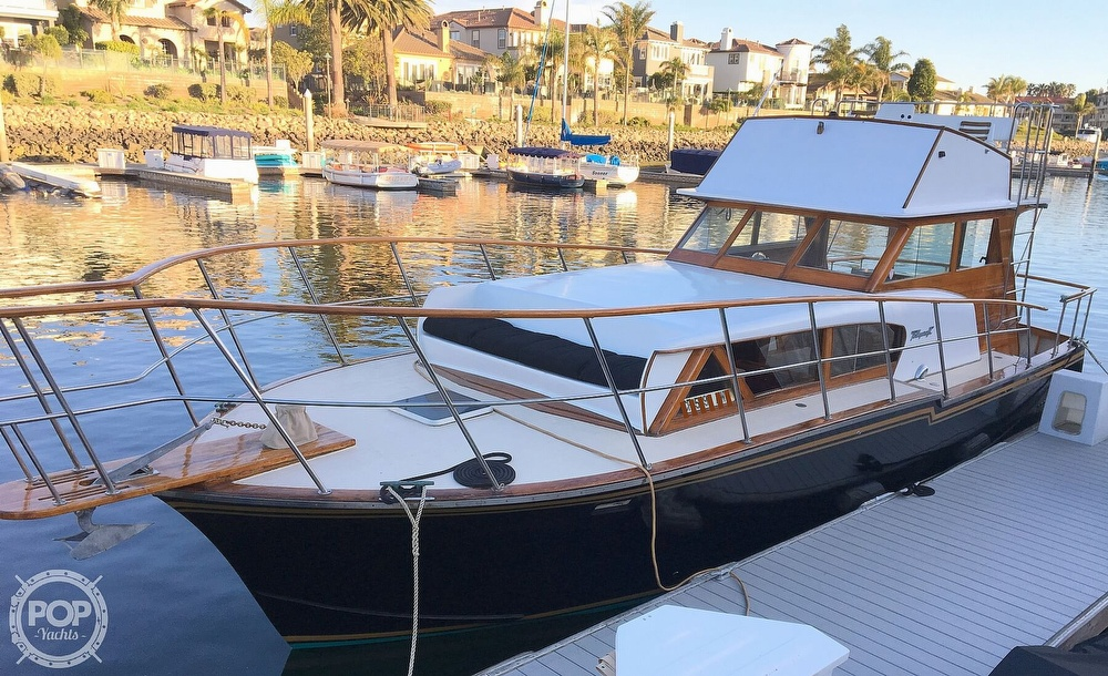 1960 Tollycraft boat for sale, model of the boat is 36 & Image # 2 of 40