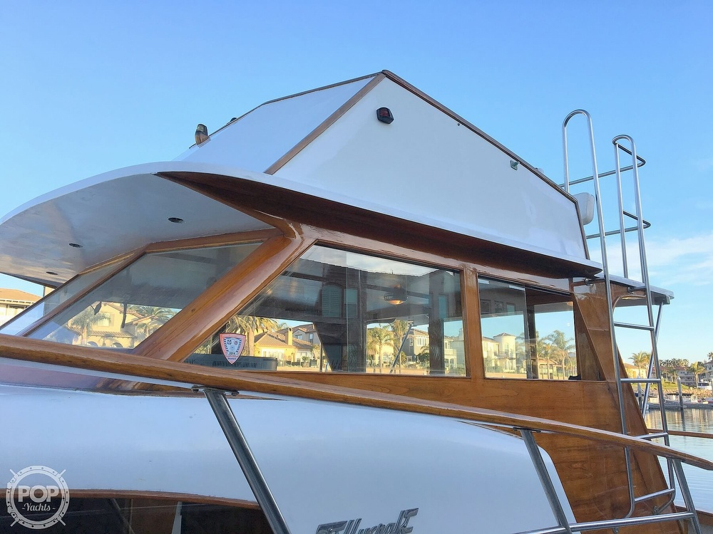 1960 Tollycraft boat for sale, model of the boat is 36 & Image # 10 of 40