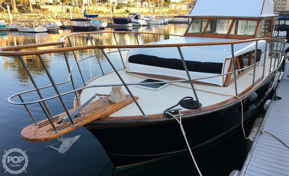 1960 Tollycraft boat for sale, model of the boat is 36 & Image # 12 of 40