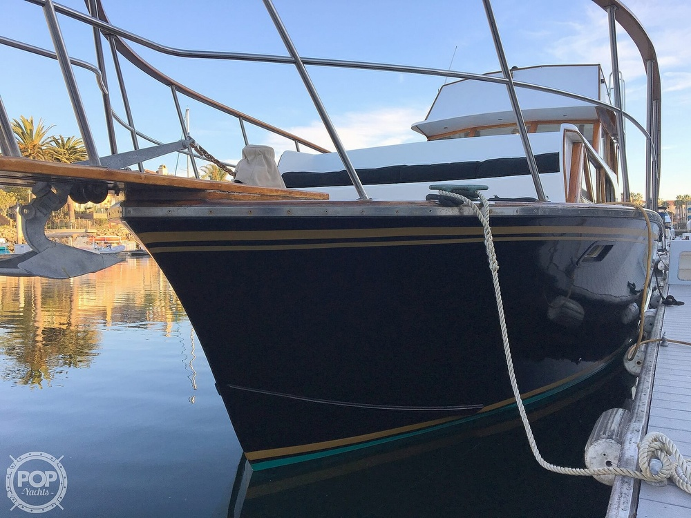 1960 Tollycraft boat for sale, model of the boat is 36 & Image # 13 of 40
