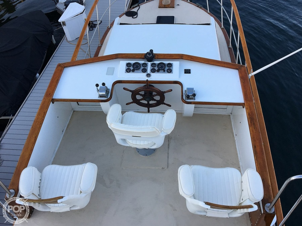 1960 Tollycraft boat for sale, model of the boat is 36 & Image # 14 of 40