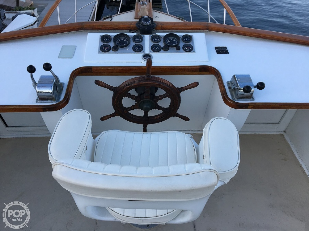 1960 Tollycraft boat for sale, model of the boat is 36 & Image # 15 of 40