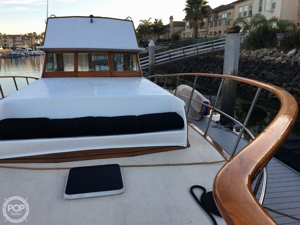 1960 Tollycraft boat for sale, model of the boat is 36 & Image # 17 of 40