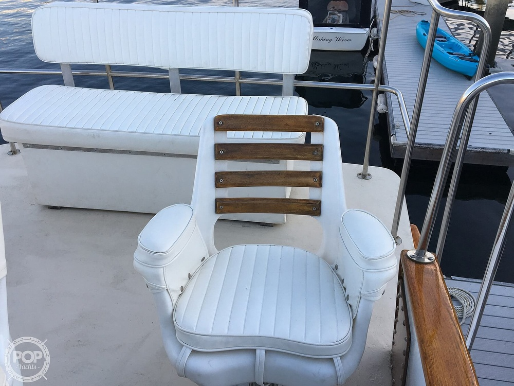 1960 Tollycraft boat for sale, model of the boat is 36 & Image # 16 of 40