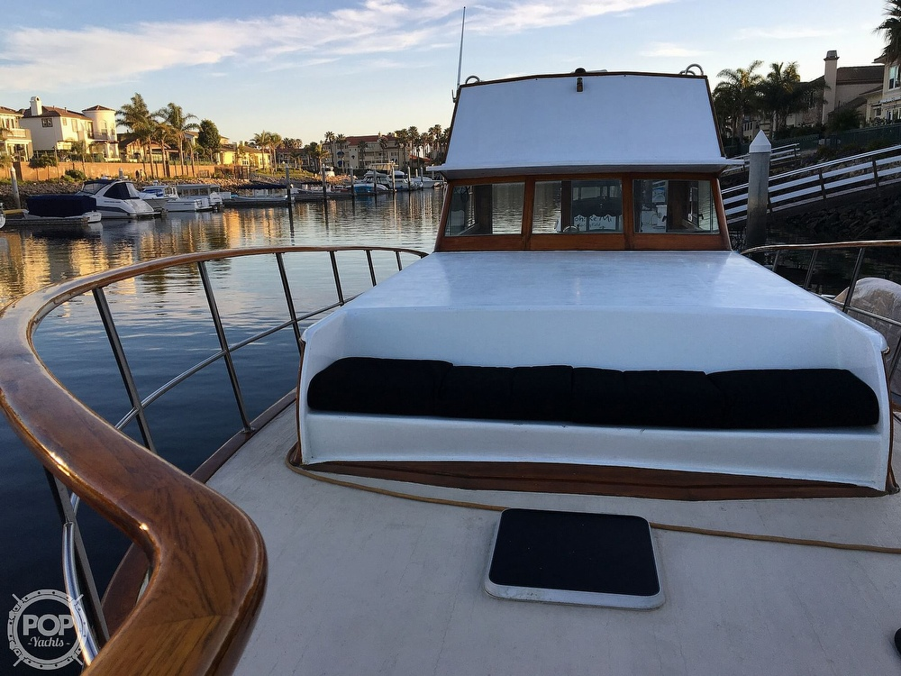 1960 Tollycraft boat for sale, model of the boat is 36 & Image # 18 of 40