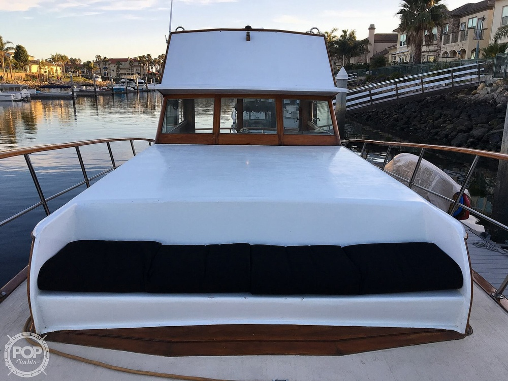 1960 Tollycraft boat for sale, model of the boat is 36 & Image # 19 of 40