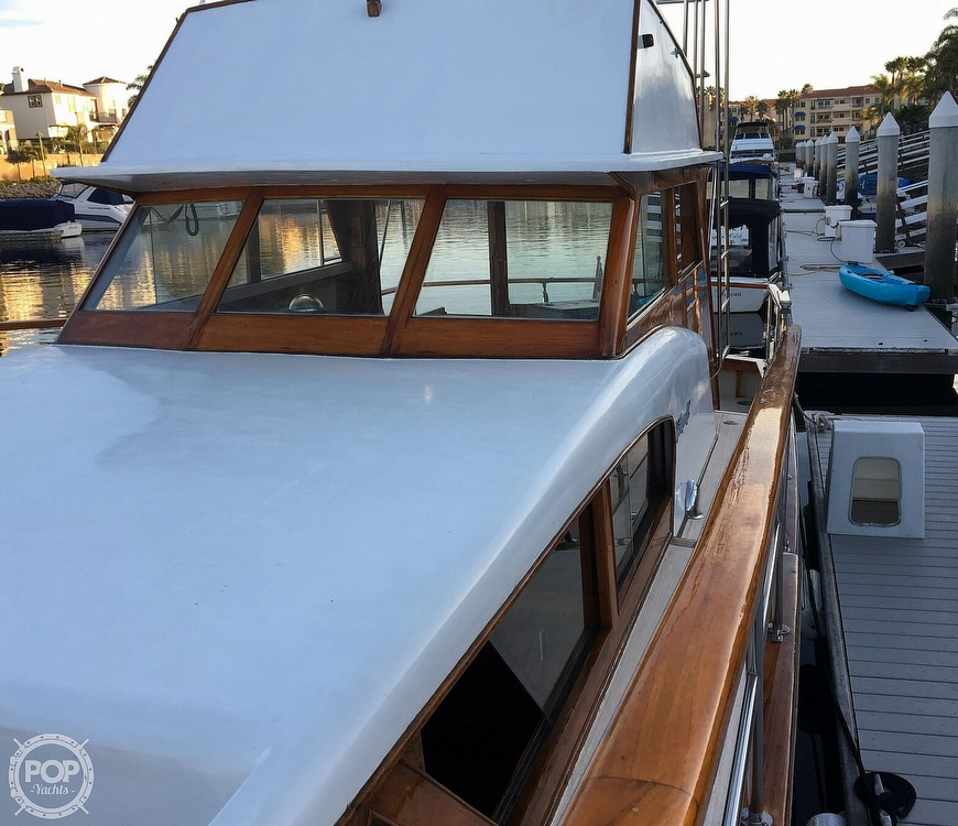 1960 Tollycraft boat for sale, model of the boat is 36 & Image # 21 of 40