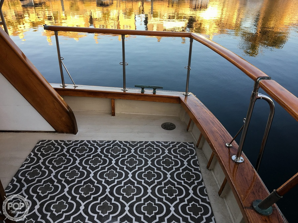 1960 Tollycraft boat for sale, model of the boat is 36 & Image # 23 of 40