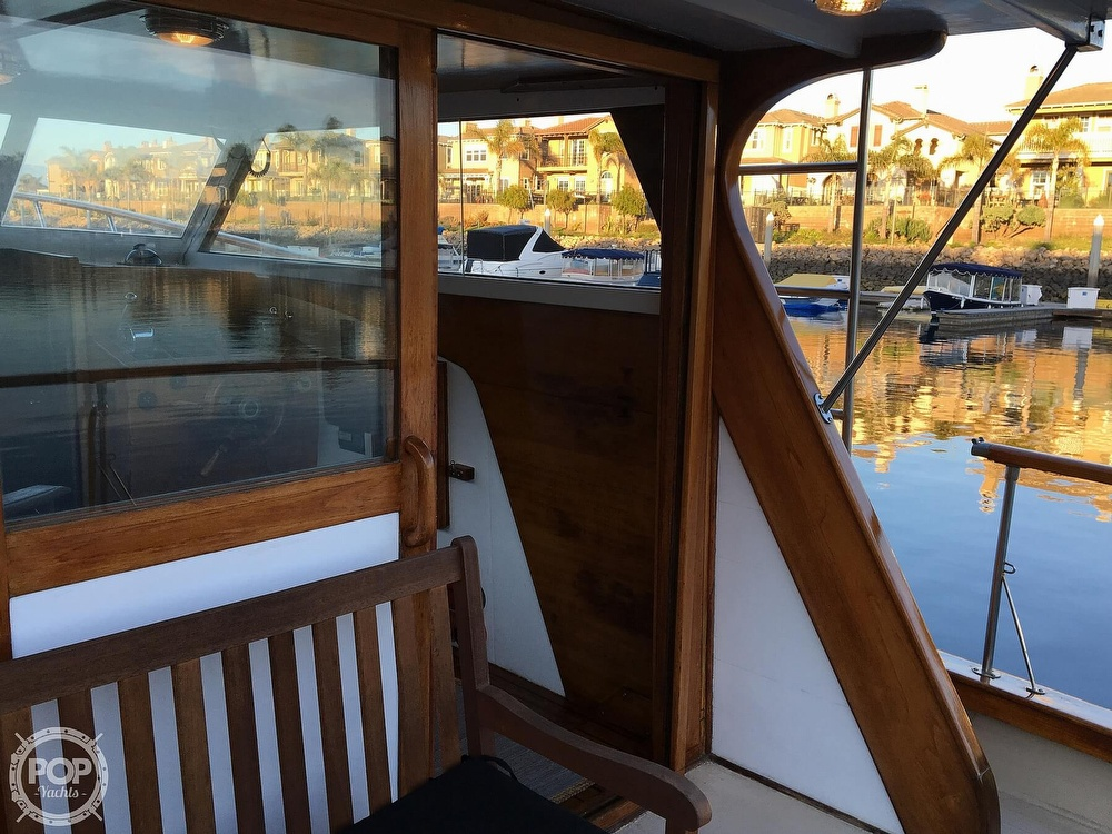 1960 Tollycraft boat for sale, model of the boat is 36 & Image # 24 of 40
