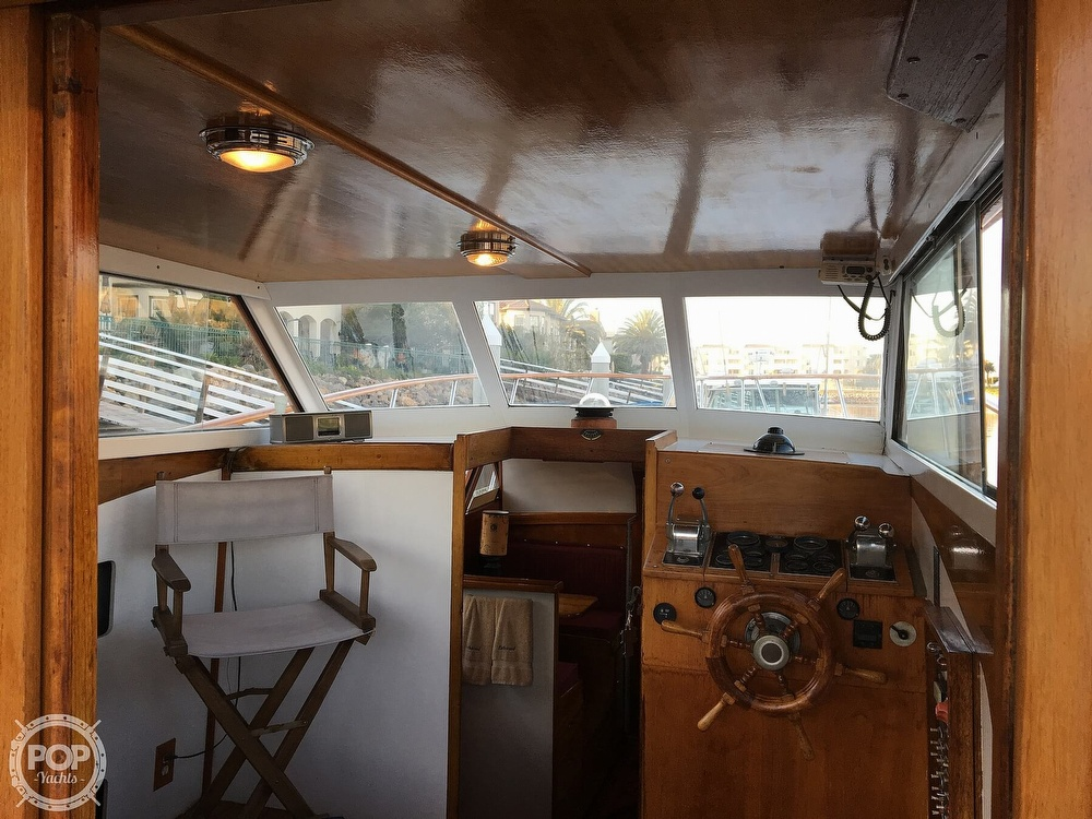 1960 Tollycraft boat for sale, model of the boat is 36 & Image # 27 of 40