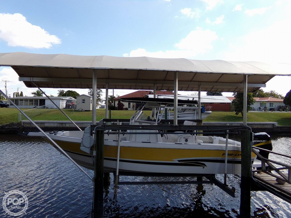 2002 Pro-Line boat for sale, model of the boat is 25 Sport & Image # 10 of 40