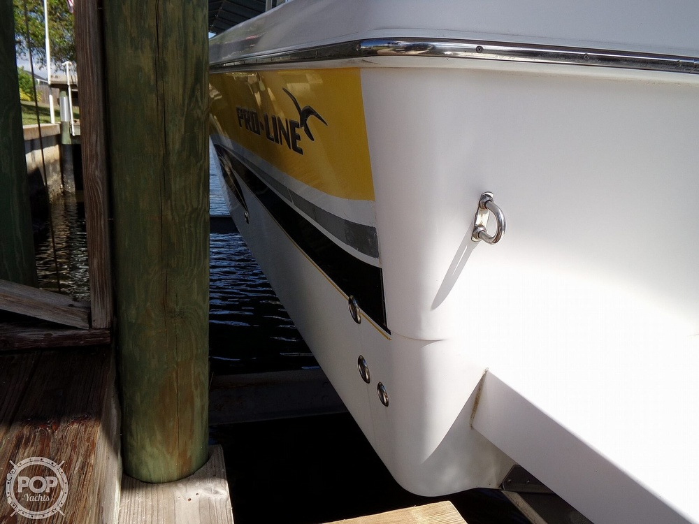 2002 Pro-Line boat for sale, model of the boat is 25 Sport & Image # 19 of 40
