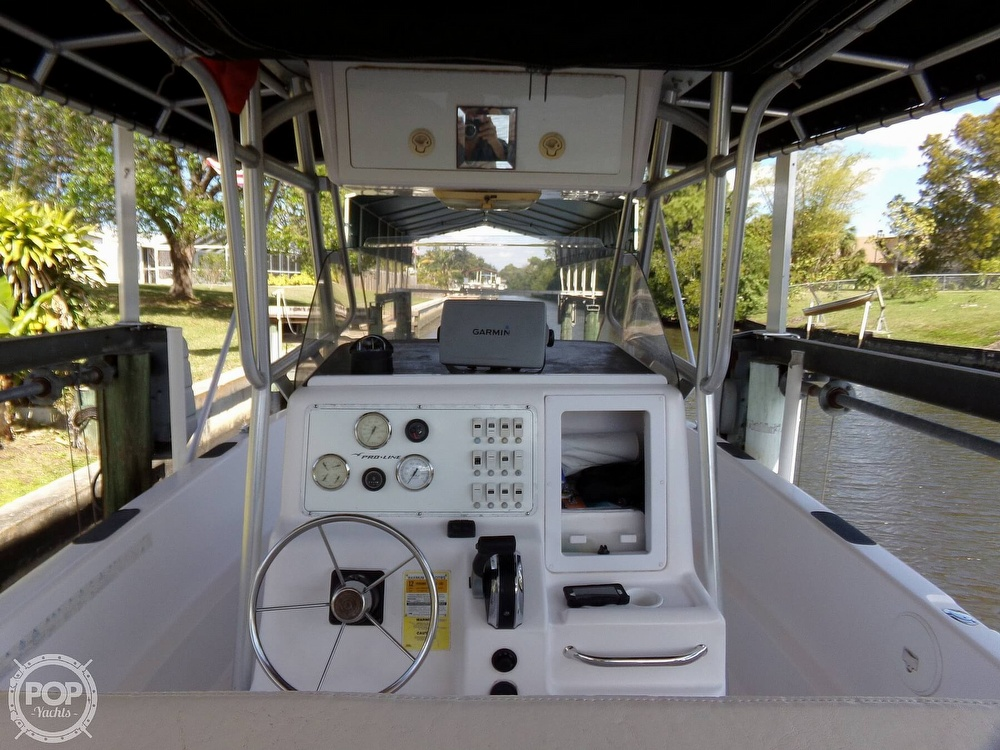 2002 Pro-Line boat for sale, model of the boat is 25 Sport & Image # 25 of 40