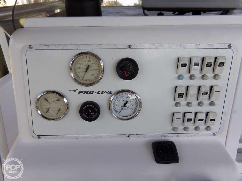 2002 Pro-Line boat for sale, model of the boat is 25 Sport & Image # 27 of 40