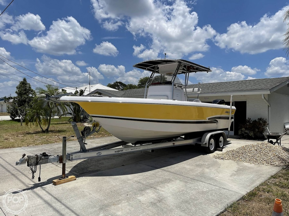 2002 Pro-Line boat for sale, model of the boat is 25 Sport & Image # 3 of 40