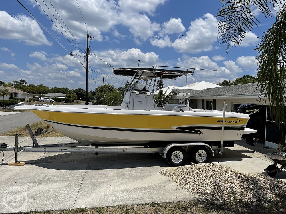 2002 Pro-Line boat for sale, model of the boat is 25 Sport & Image # 4 of 40
